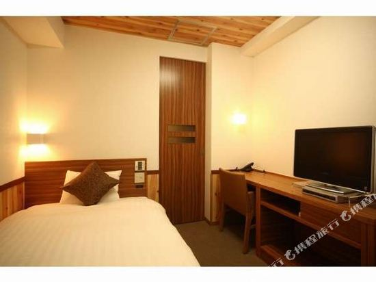 札幌多美迎PREMIUM酒店(Dormy Inn Premium Sapporo)單人房2