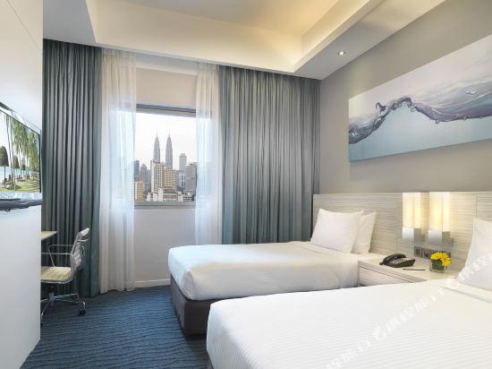 吉隆坡雙威太子大酒店(Sunway Putra Hotel, Kuala Lumpur)高級房