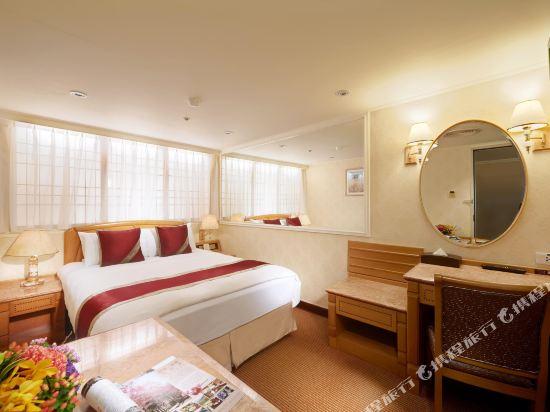 台北天成大飯店(COSMOS HOTEL TAIPEI)經濟客房