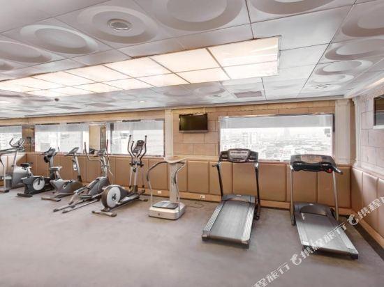 台北天成大飯店(COSMOS HOTEL TAIPEI)健身娛樂設施