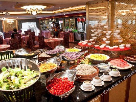 台北天成大飯店(COSMOS HOTEL TAIPEI)餐廳