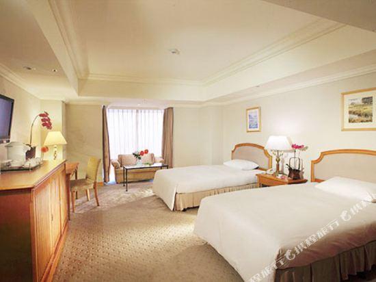 高雄寒軒國際大飯店(Han-Hsien Internation Hotel)豪華雙人房
