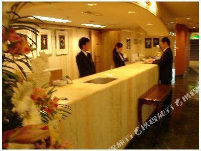博多克萊奧苑酒店(Hotel Clio Court Hakata)公共區域
