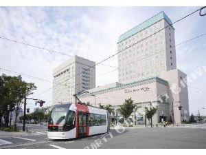 富山奧克斯運河公園酒店(Oarks Canal Park Hotel Toyama)