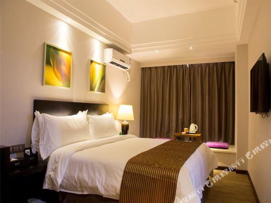 珠海寰庭精品酒店(Aqueen Hotel)標準大床房