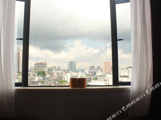 珠海寰庭精品酒店(Aqueen Hotel)眺望遠景