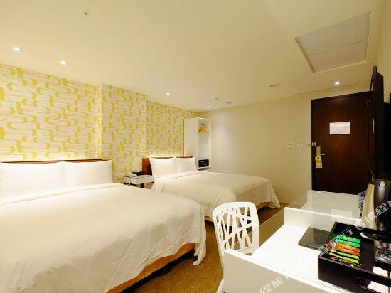璞漣商旅-台北車站店(Hotel Puri Taipei Station)璞麗4人房