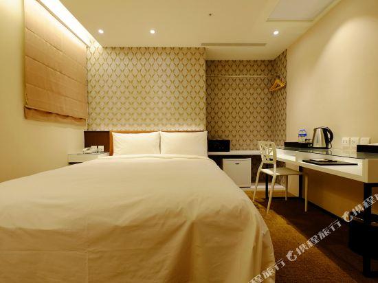 璞漣商旅-台北車站店(Hotel Puri Taipei Station)標準客房