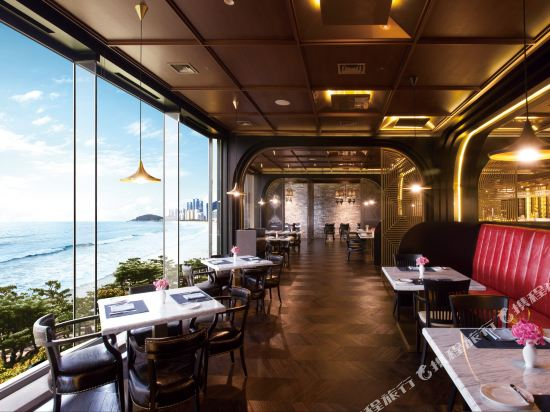 百樂達斯釜山酒店(Paradise Hotel Busan)健身娛樂設施