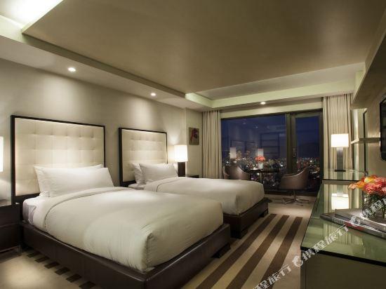 百樂達斯釜山酒店(Paradise Hotel Busan)行政城景房(本館)