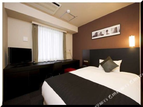 大阪心齋橋貝斯特韋斯特菲諾酒店(Best Western Hotel Fino Osaka Shinsaibashi)中等雙人房
