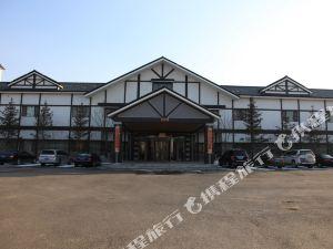 瓦房店新龍門風呂温泉酒店