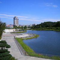 首爾奧林匹克公園酒店酒店預訂