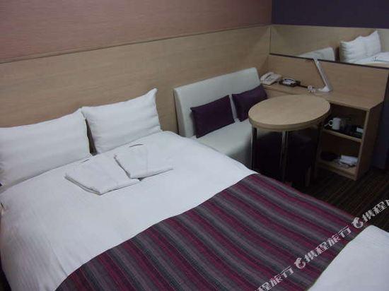 MYSTAYS 淺草酒店(HOTEL MYSTAYS Asakusa)高級小型雙人床房