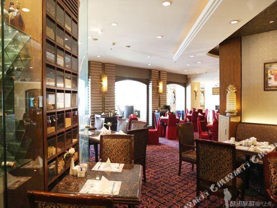 北京京都信苑飯店(Beijing Xinyuan Hotel)咖啡廳