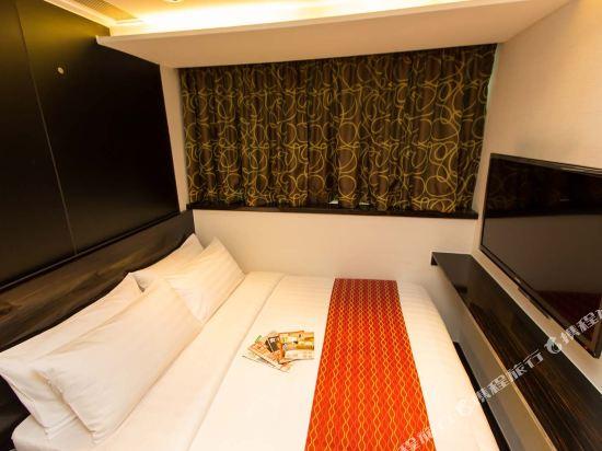 香港逸林酒店(Noblepark Hotel Hong Kong)高級大床房