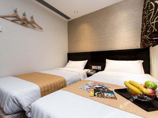 香港逸林酒店(Noblepark Hotel Hong Kong)高級房