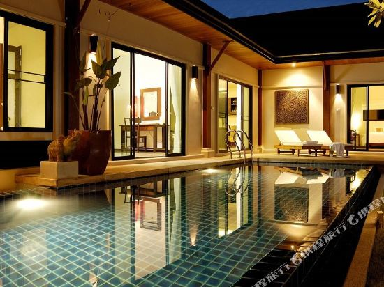 普吉島東方風格奈函海灘雙別墅假日酒店(Two Villas Holiday Oriental Style Nai Harn Beach Phuket)