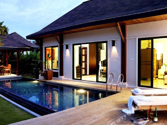 Two Villas Holiday Oriental Style Layan Beach  Phuket