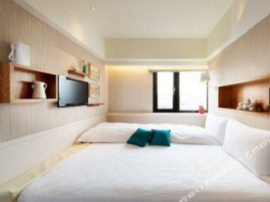台北福泰桔子商務旅館-西門店(Forte Orange Hotel Ximen)桔子大床房