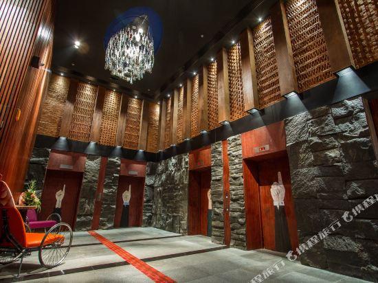 芭堤雅暹羅設計酒店(Siam@Siam Design Hotel Pattaya)公共區域