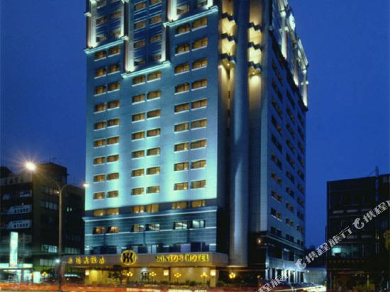 台北三德大飯店(Santos Hotel)外觀