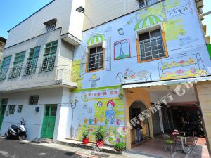 說故事台南民宿(Tell The Story Tainan Hostel)