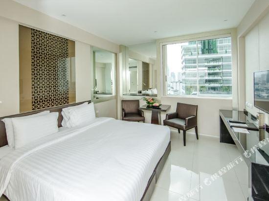 中間點曼達林大酒店(Mandarin Hotel Managed by Centre Point)豪華房