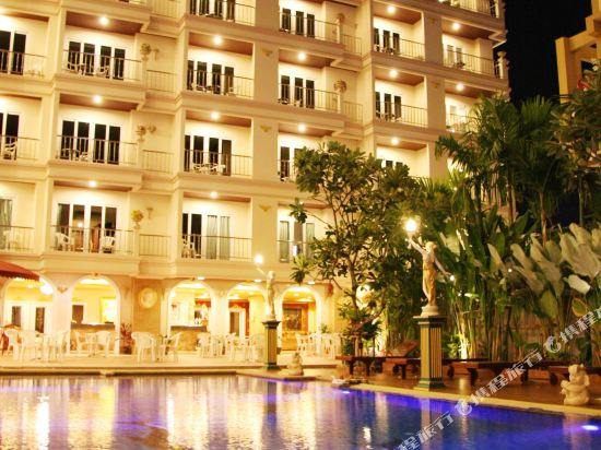 芭堤雅麗塔度假村及公寓(Rita Resort and Residence Pattaya)外觀
