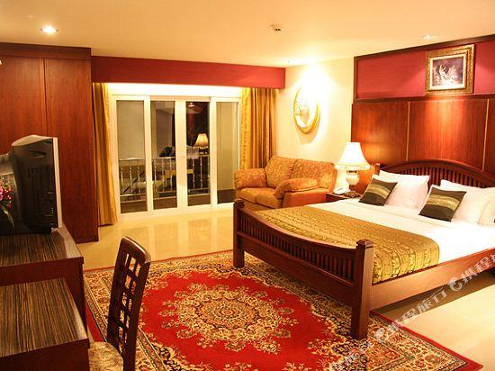 芭堤雅麗塔度假村及公寓(Rita Resort and Residence Pattaya)豪華房1
