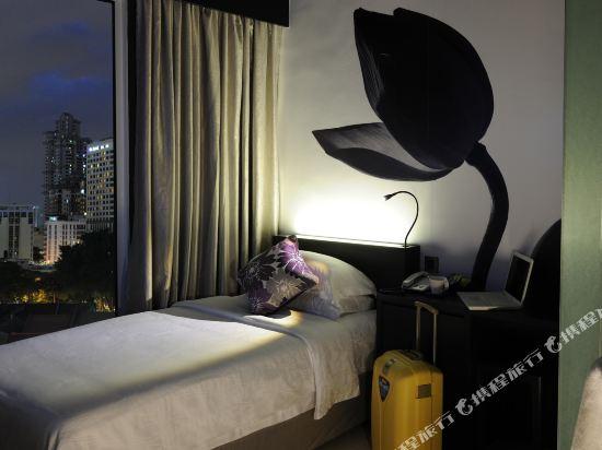 武吉免登蘋果精品酒店(Le Apple Boutique Hotel Bukit Bintang)豪華單人房