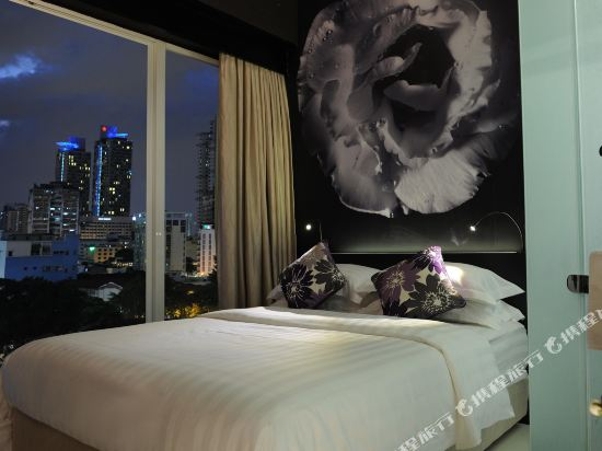 武吉免登蘋果精品酒店(Le Apple Boutique Hotel Bukit Bintang)豪華大床房