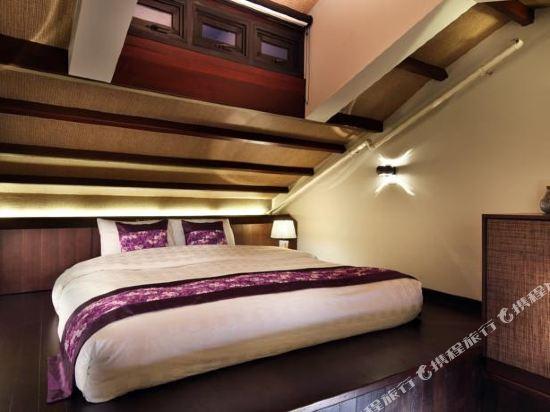 新加坡客來福酒店惹蘭蘇丹33號(Hotel Clover 33 Jalan Sultan Singapore)閣樓套房