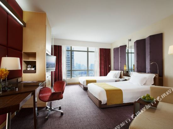 曼谷盛泰瀾中央世界商業中心酒店(Centara Grand at Centralworld)世界豪華家庭房