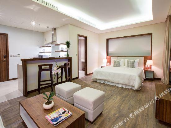 樂卡爾特峴港海灘酒店(A La Carte Da Nang Beach)Light (Display)