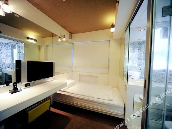 香港樂仕酒店(Acesite Knutsford Hotel)標準單人房