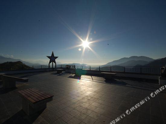 南投清境天星渡假山莊(Star Villa)眺望遠景