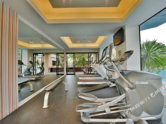 璀璨專享服務公寓(Abloom Exclusive Serviced Apartments)健身房
