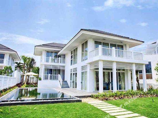 峴港雅高尊貴度假村(Premier Village Danang Resort Managed by AccorHotels)花園景一卧別墅