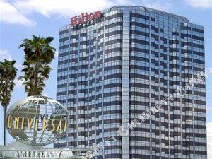 洛杉磯環球影城希爾頓酒店(Hilton Los Angeles-Universal City)