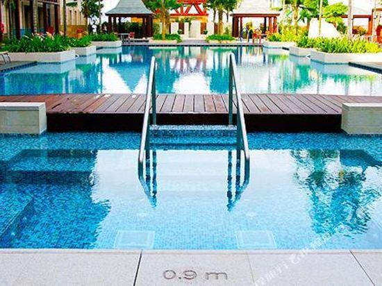 新加坡聖淘沙名勝世界節慶酒店(Resorts World Sentosa-Festive Hotel Singapore)健身娛樂設施
