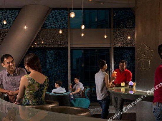 新加坡烏節門真酒店(Hotel Jen Singapore Orchardgateway by Shangri-La)餐廳