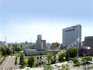 北海道旭川格蘭德大酒店(Asahikawa Grand Hotel Hokkaido)