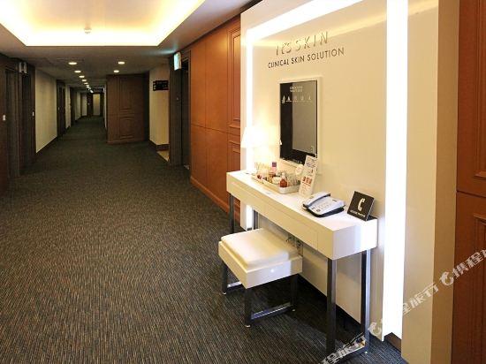 天空花園酒店濟州1號店(Hotel Skypark Jeju 1)公共區域