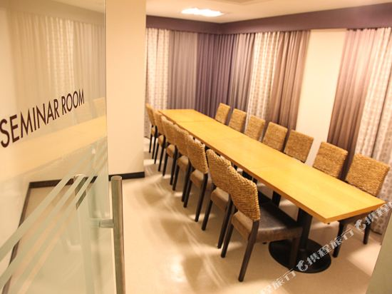 天空花園酒店濟州1號店(Hotel Skypark Jeju 1)餐飲/會議
