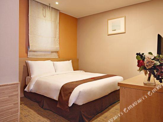 天空花園酒店濟州1號店(Hotel Skypark Jeju 1)標準大床房