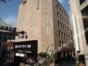 首爾明洞媽媽旅館
