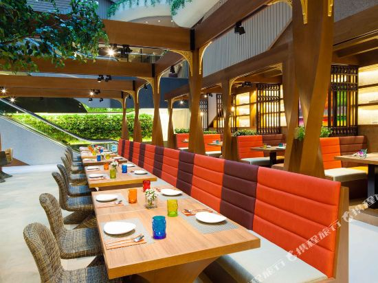 香港城景國際(The Cityview)餐廳