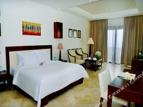 奧拉尼度假公寓酒店(Olalani Resort & Condotel)豪華海景房