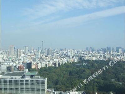 小田急世紀南悅酒店(Odakyu Hotel Century Southern Tower)眺望遠景